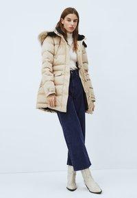 Pepe Jeans - MOLI - Down coat - hell grau - 1