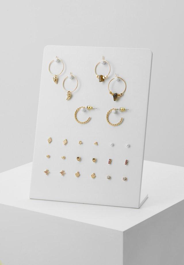 12 PACK - Boucles d'oreilles - multi