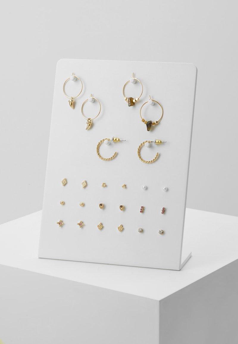 Topshop - 12 PACK - Earrings - multi