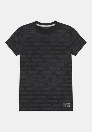 UNISEX - T-shirt print - jet black