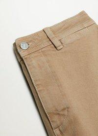 Mango - Trousers - open beige - 6
