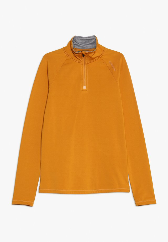 YRENNY GIRLS - Fleecová mikina - autumn yellow
