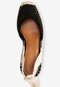 Next - High heeled sandals - black - 3