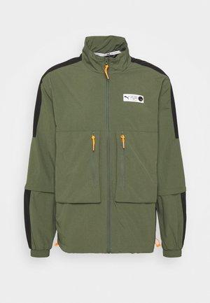 PARQUET WARM UP - Training jacket - thyme