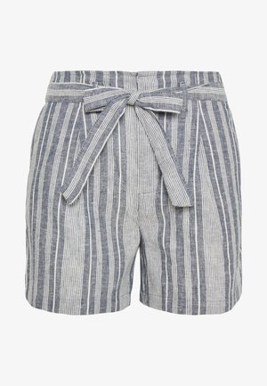 ONLPALOMA CANYON NEW LIFE - Shorts - insignia blue/cloud dancer