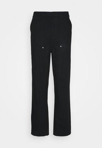 DARIEN TROUSERS - Pantalon classique - black
