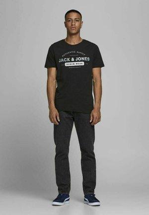 3 PACK - Print T-shirt - cloud dancer