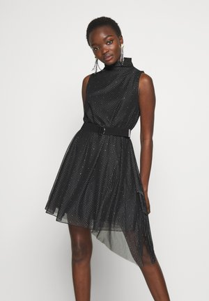BETEL - Cocktail dress / Party dress - schwarz