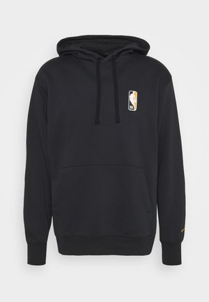 NBA LOGO HOODIE - Sweat à capuche - black