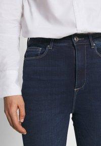 ONLY - ONYGOSH HIGHWAIST  - Jeans Skinny Fit - dark blue denim - 3
