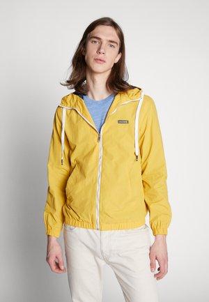 JORHARLEY - Summer jacket - yolk yellow