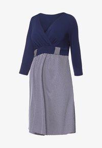 BeMammy - Robe d'été - dark blue - 5