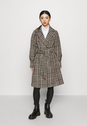 YASPONGA COAT - Classic coat - black