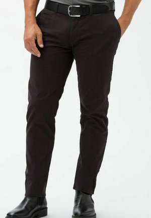 STYLE FABIO - Trousers - anthra