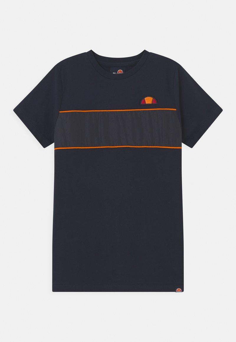 Ellesse - ZABAGLIONE  - Camiseta estampada - navy