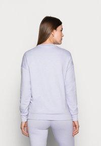 Pieces Maternity - PCMRELAX BLOUSE - Sweatshirt - purple heather/melange - 2