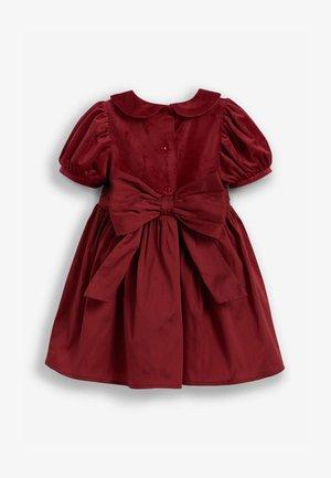 VELVET  - Shirt dress - red