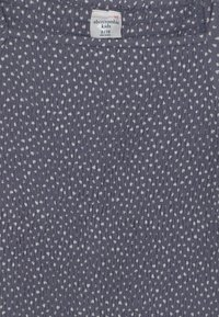 Abercrombie & Fitch - SMOCKED CORSET  - Camicetta - dark blue - 2