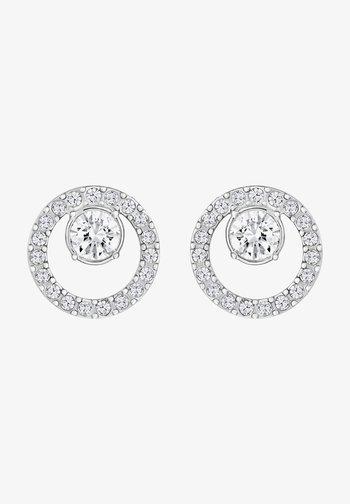 CREATIVITY SMALL - Earrings - silver-coloured