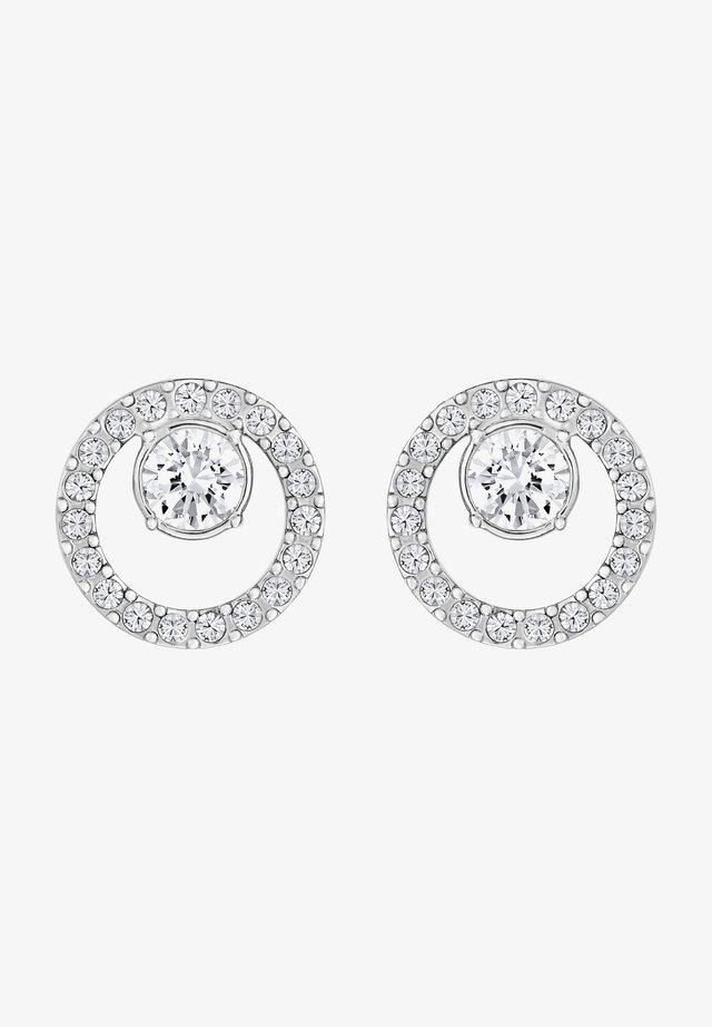 CREATIVITY SMALL - Boucles d'oreilles - silver-coloured