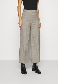 JUST FEMALE - KELLY TROUSERS - Bukse - taupe - 0