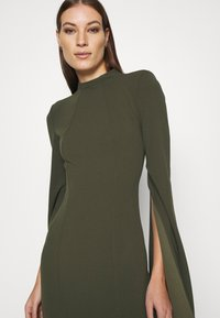 Mossman - THE SENSE OF MYSTERY DRESS - Jersey dress - khaki - 4