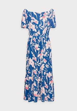 Vestido largo - bright blue