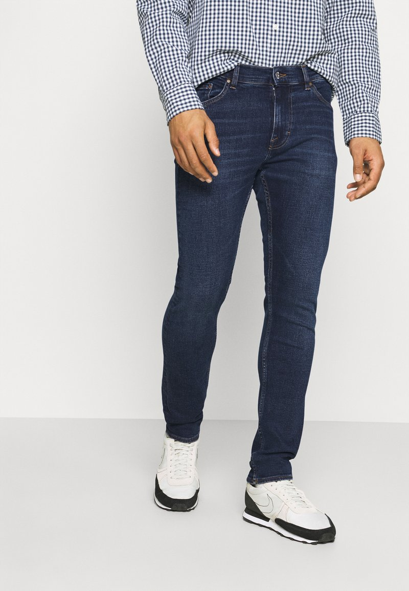 Tiger of Sweden Jeans - EVOLVE - Jeans Skinny - dark blue