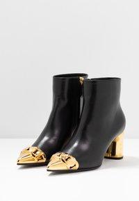 Casadei - Kotníkové boty - nero - 4