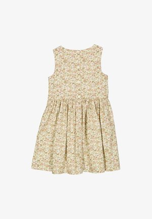 THELMA - Day dress - eggshell flowers