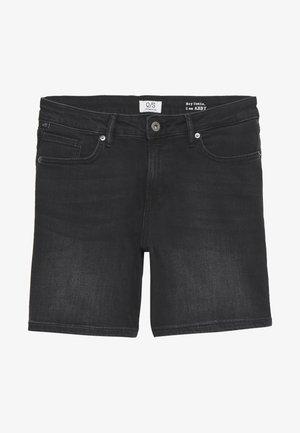 KURZ - Shorts vaqueros - denim grey