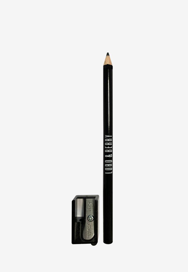 Lord & Berry - LE PETIT LINER MICRO PRECISION EYE LINER - Eyeliner - 0401 noir