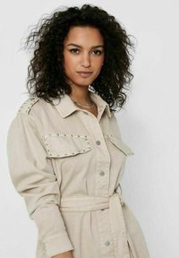 ONLY - Trenchcoat - pumice stone - 5
