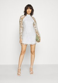 Gina Tricot - YLVA DRESS - Cocktail dress / Party dress - white - 1