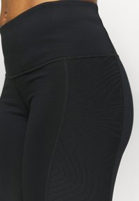 Under Armour - RUSH LEGGING - Medias - black - 4