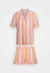 HANGING SHORT SET - Pyjama set - pink