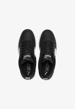REBOUND LAY-UP LO YOUTH  - Sneakersy wysokie - black/white