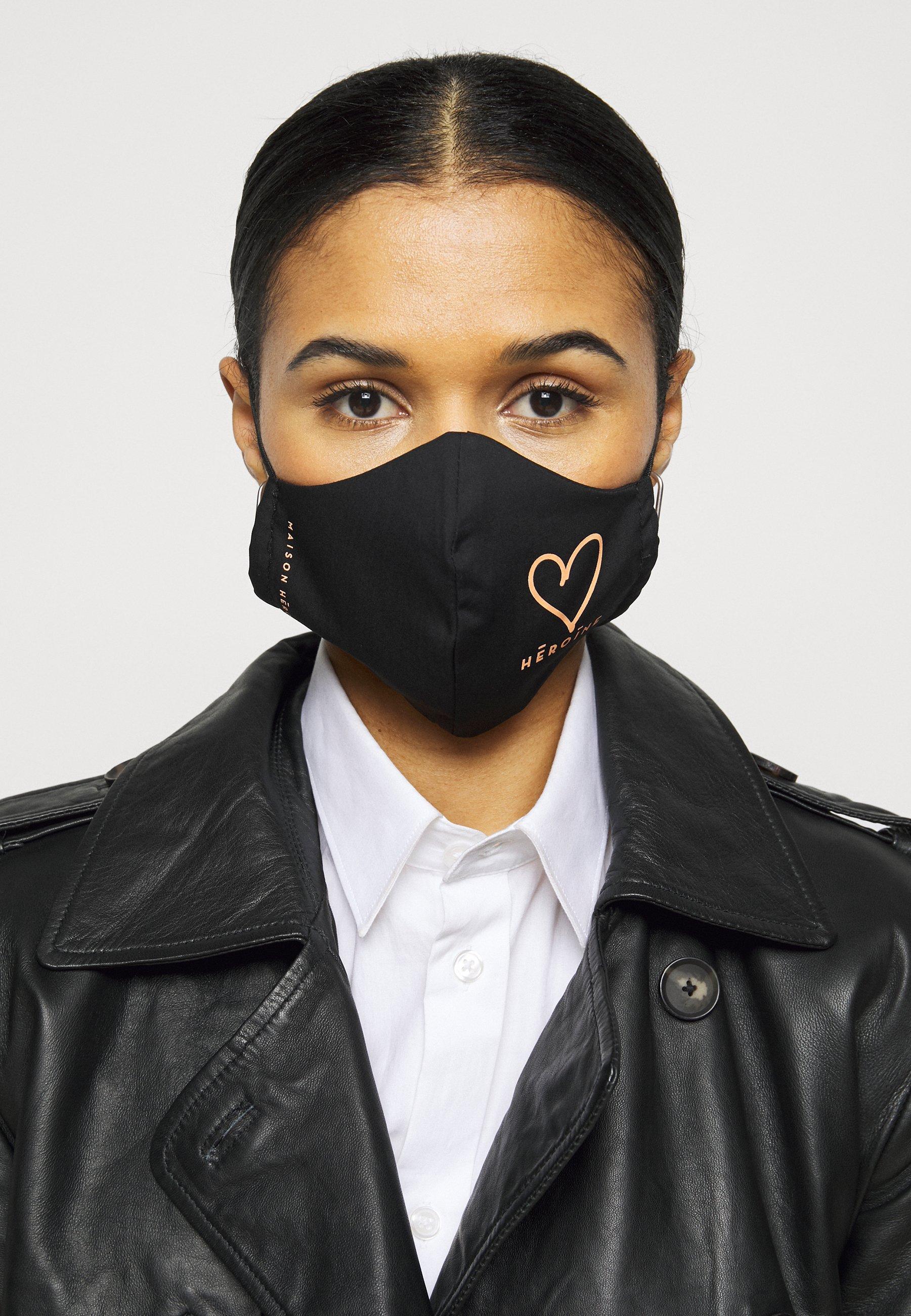 Women HEART LOGO 3 PACK - Community mask