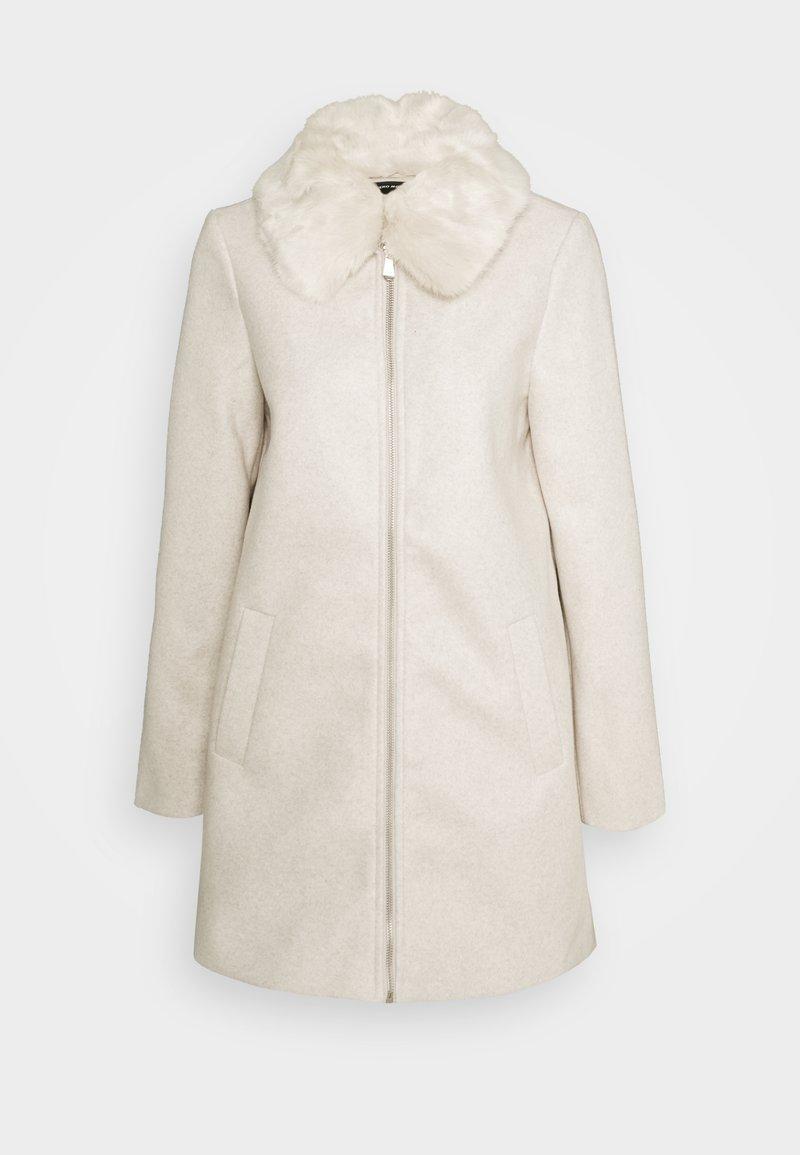 Vero Moda - JACKET - Zimní kabát - oatmeal