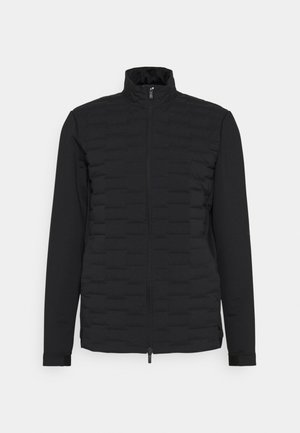 FROSTGUARD JACKET - Gewatteerde jas - black