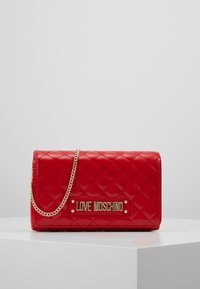 Love Moschino - Across body bag - red - 0