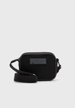 PRIME TIME CROSS BODY BAG - Bandolera - puma black