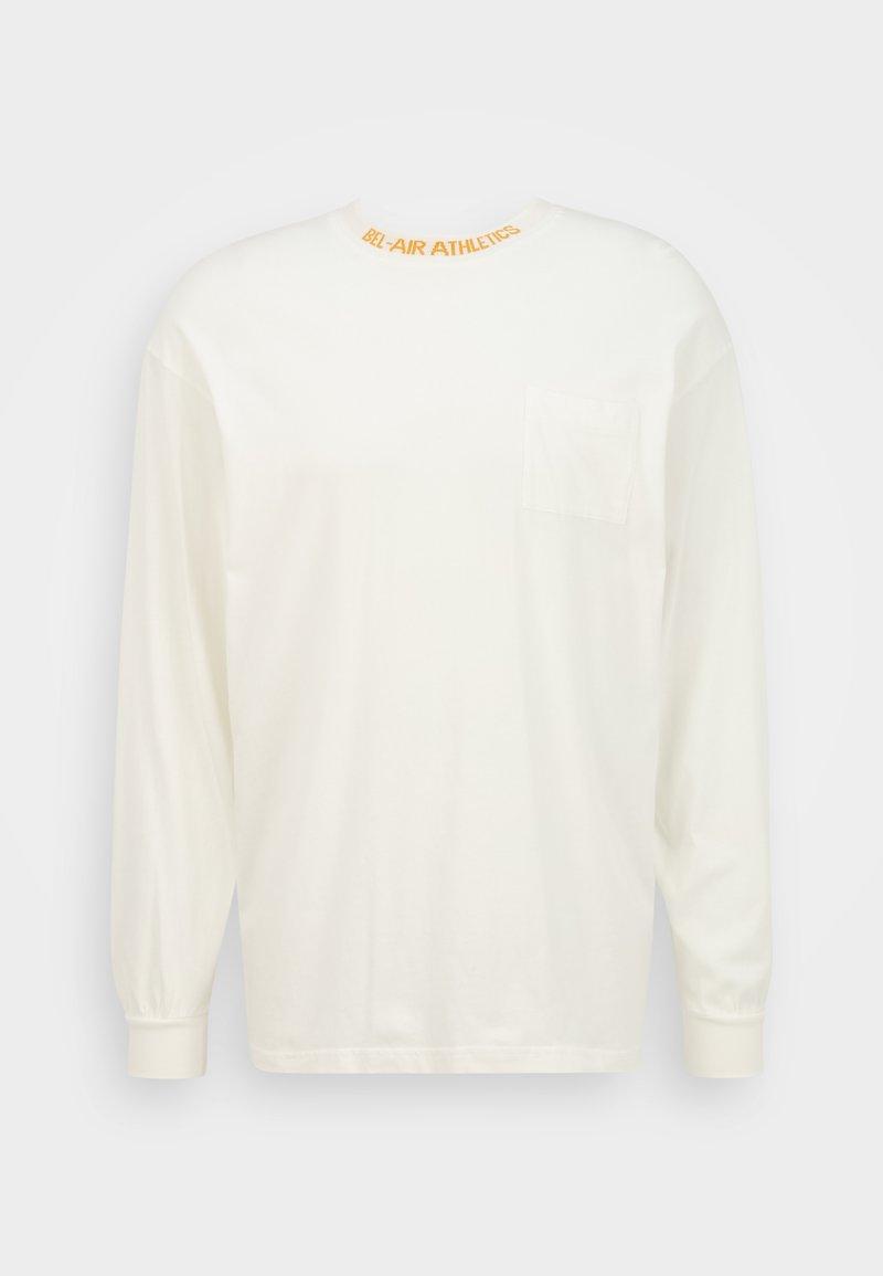 Bel-Air Athletics - LONG SLEEVE UNISEX - Pitkähihainen paita - notebook white