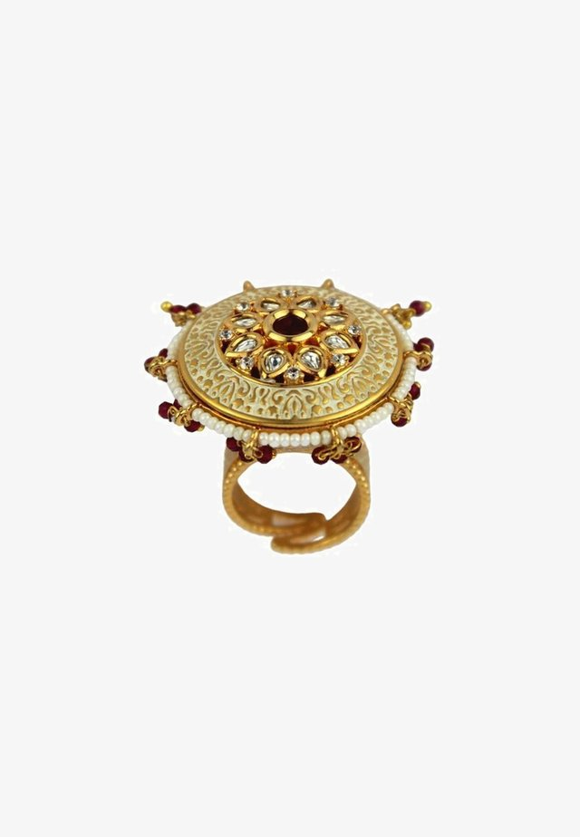 CAROUSEL - Ring - white