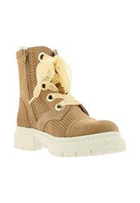 Bullboxer - Platform ankle boots - tan/cognac - 7
