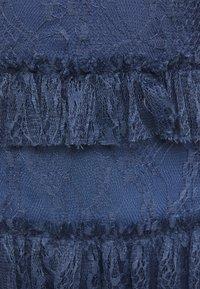 By Malina - CARMINE DRESS - Cocktail dress / Party dress - indigo blue - 2