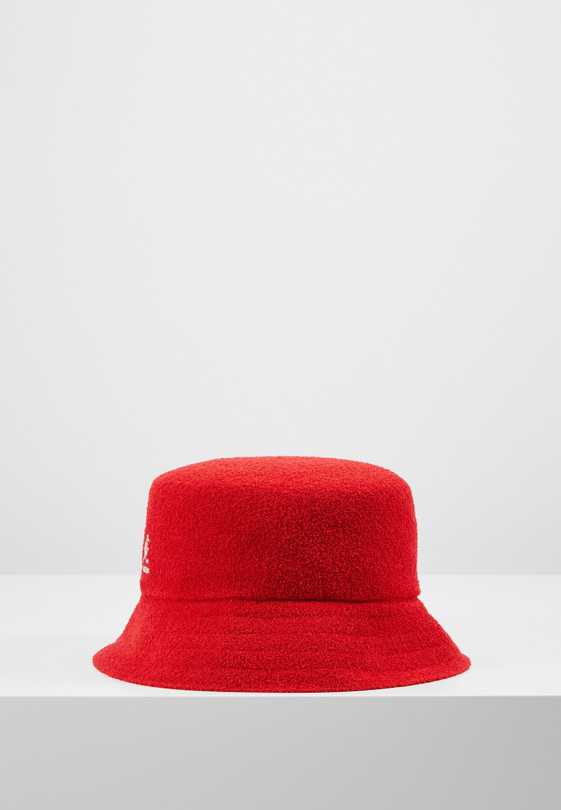 Kangol BERMUDA BUCKET - Hatt - scarlet/rød aRCRROpmg5WMKxz