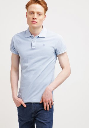 CLASSIC GARMENT  - Polo shirt - blue