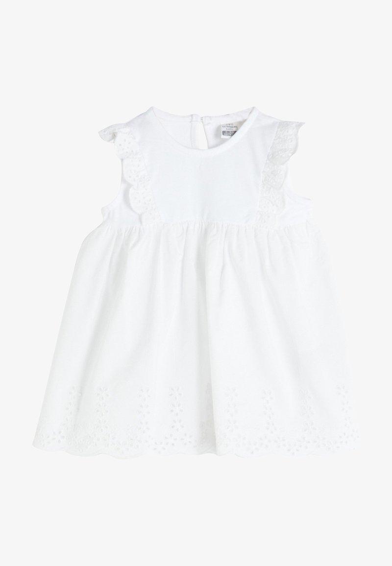 LC Waikiki - DRESS - Day dress - ecru