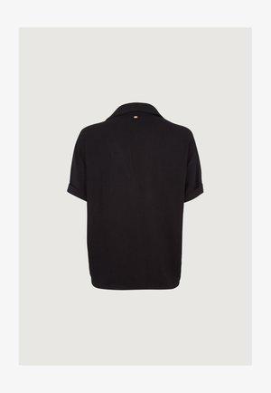 Overhemdblouse - black out